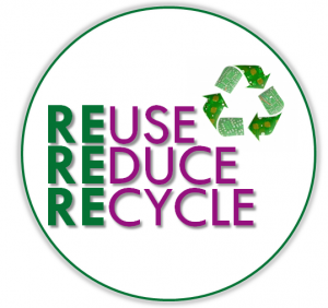 Reuse Reduce Recycle IT Disposal