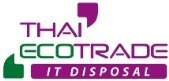 Thaiecotrade, your onsite data destruction expert in Thailand
