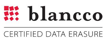 Blancco - Pioneer in Certified Data Erasure