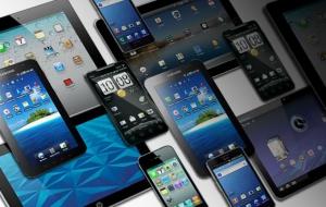 Smartphones and tablets secure erasure